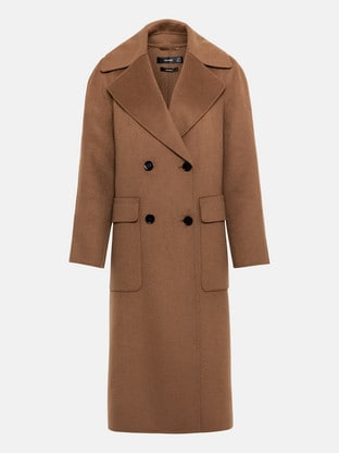 Wool Coat SD